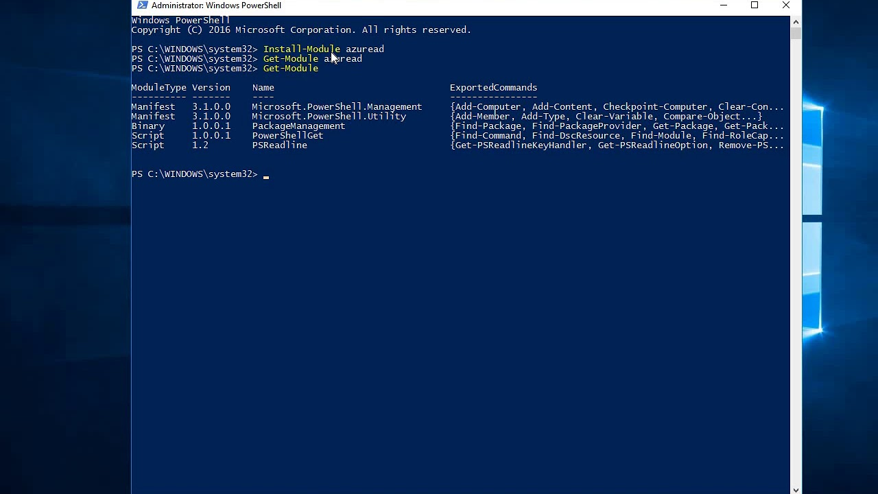 Charming How To Connect To Office 365 Using PowerShell