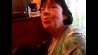Гармонистка  Галина Титова прекрасное исполнение
