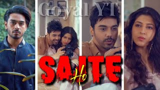 Sajte Ho Karan Sehmbi Whatsapp Status | Full Screen | Sajte Ho Song Status | Goyal YT