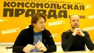 Братья Шумахеры: пародия на Парубия (экспромт)