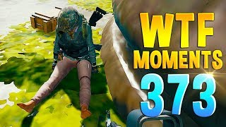 PUBG Daily Funny WTF Moments Highlights Ep 373