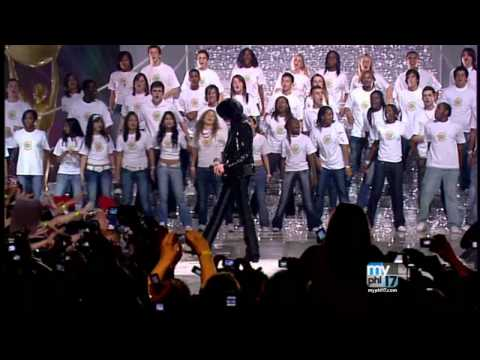 World Music Awards 2006   We Are The World HDTV