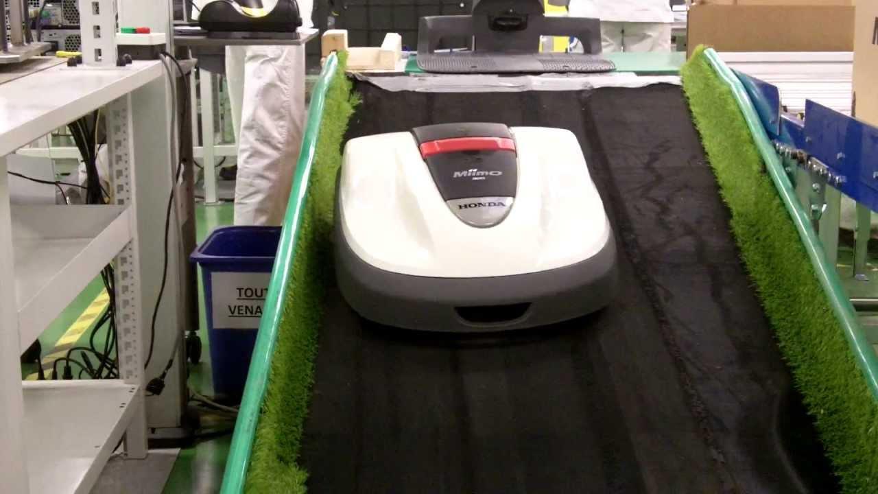 honda motor europe ltd succursale france 100 des tondeuses robot honda miimo sont test es. Black Bedroom Furniture Sets. Home Design Ideas