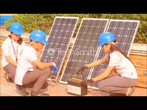 Solar Panel Assembly: Simple Approach