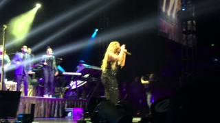 Mariah Carey Emotions Live Auckland NZ Concert 2014