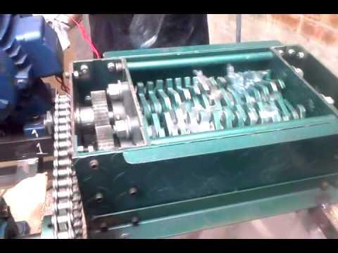 Prototipo de trituradora de pet by hacel peru youtube - Maquina de reciclaje de plastico ...