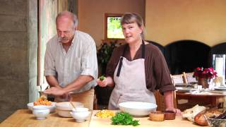 How To Make Cranberry Relish: Delicious Thanksgiving Cranberry Orange Relish Recipe   Pottery Barn