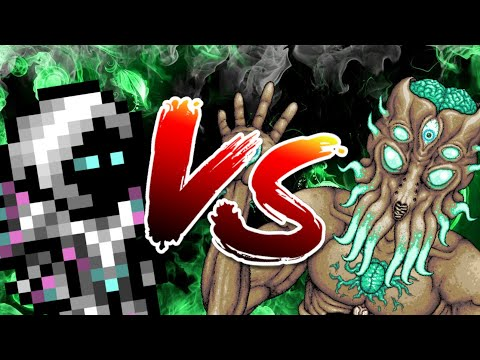 MOON LORD FIGHT // TERRARIA MOBILE ANDROID