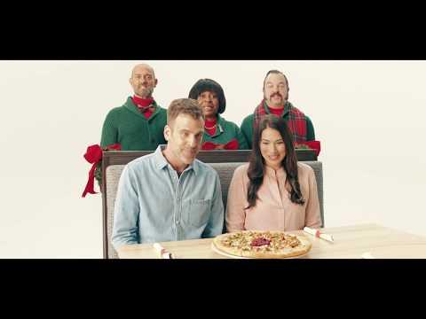 Jeff Stevens - Boston Pizza's Turkey Dinner Pie Comes in a Box That Sings a Carol