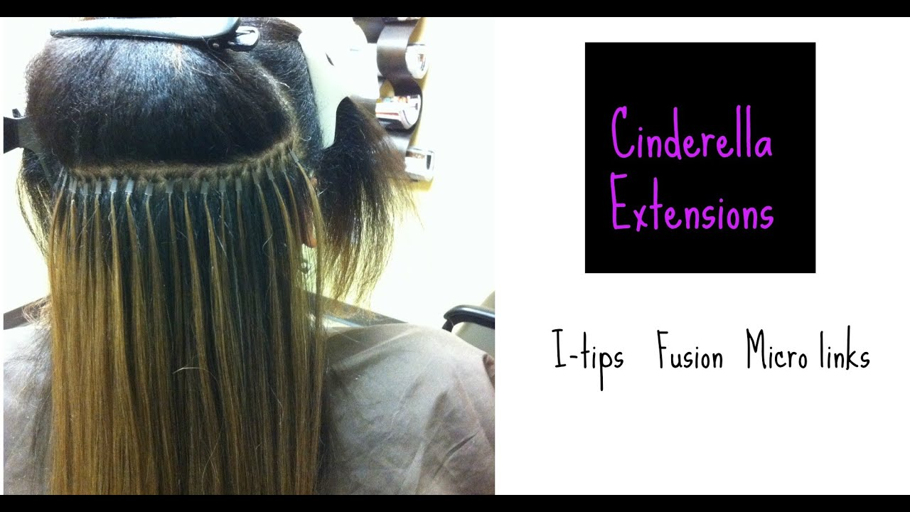 Strand By Strand Extensions Kera Tips Fusions Micro Links Los