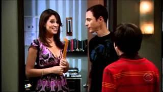 Sheldon Cooper introducing his sister