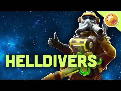 FLAWLESS SQUAD   Helldivers Gameplay (Funny Moments) PS4