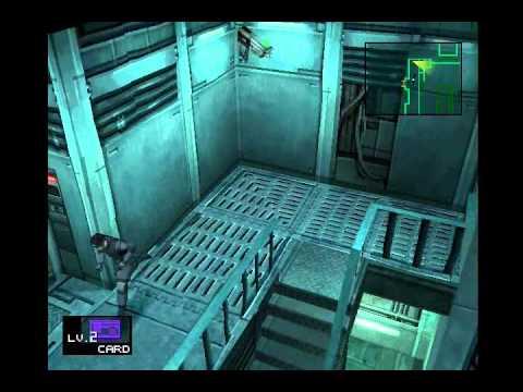 Metal Gear Solid - Part 4: Unfortunate Nicknames (Cut)