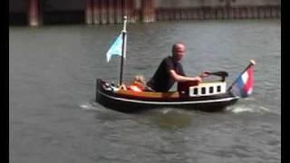 De minivloot van De Jong ShipArt
