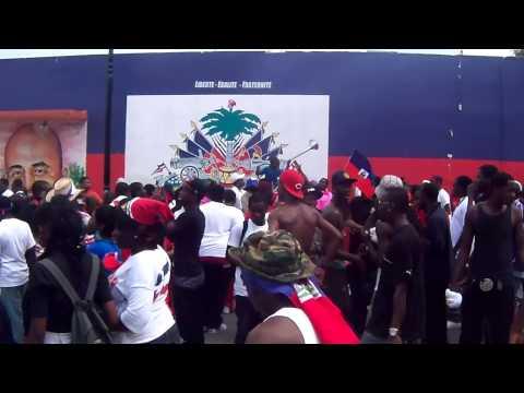 HAITIAN FLAG DAY LIL HAITI