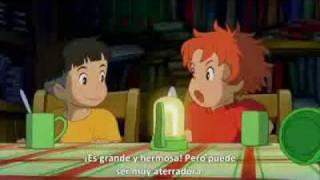 Gake no Ue no Ponyo (崖の上のポニョ)