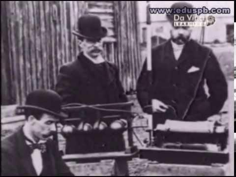 Гульермо Маркони и беспроволочный телеграф