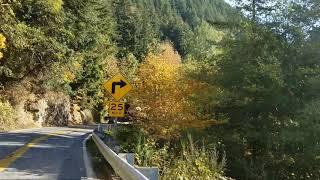 Road Trip USA : Bellingham To Burlington, Washington (via Chuckanut Drive)