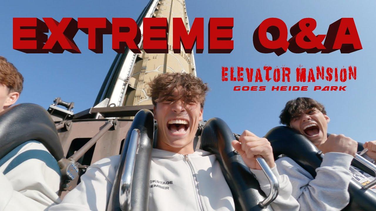 Download Roller coaster Q&A - Elevator Mansion