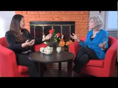 Tea with Mali TV: Jan Fox, TV personality and Speech Coach