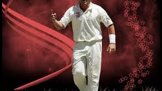 Slow Motion Bowling Action   Shane Warne