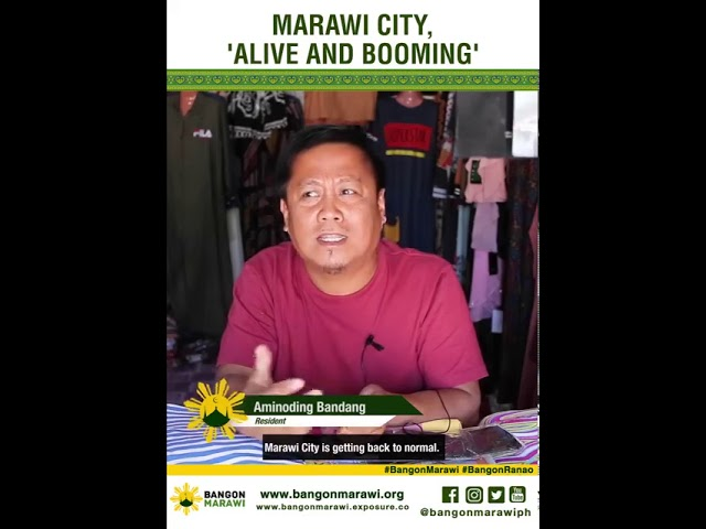 Marawi today