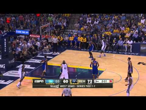 Golden State Warriors vs Memphis Grizzlies | May 9, 2015 | NBA Playoffs 2015