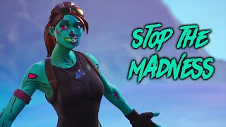 Fortnite Montage - Stop The Madness (Lil Skies) #Parallel100kRC