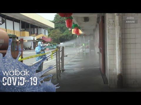 Pasar Besar Seremban tutup sementara