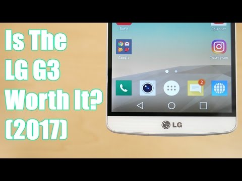 LG G3 Still Worth It? (2017)