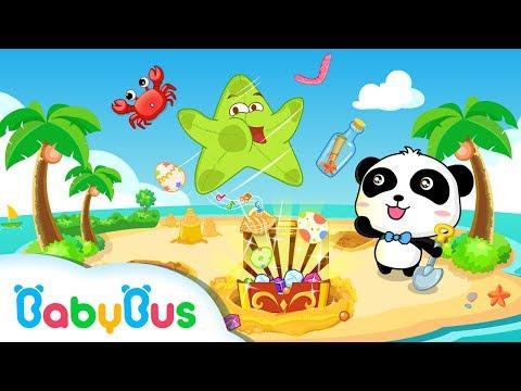 Baby Panda's Treasure Island 1