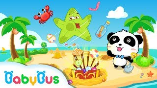 Treasure Island | Game Preview | Educational Games for kids | BabyBus