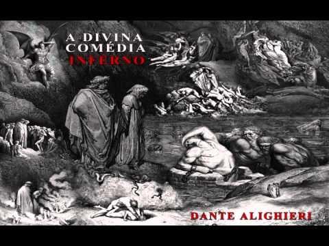 AUDIO LIVRO - A Divina Comédia - PROSA - INFERNO