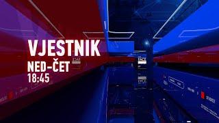 Gambar cover VJESTNIK - 26. 03. 2020.