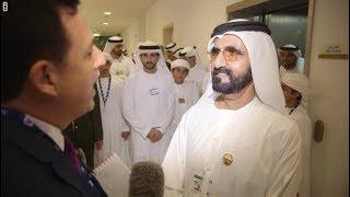 الشيخ محمد بن راشد: سنحافظ على تفوقنا وأهلاً وسهلاً بمن يقلدنا