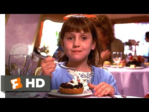 Matilda (1996) - I'm Smart, You're Dumb Scene (2/10) | Movieclips