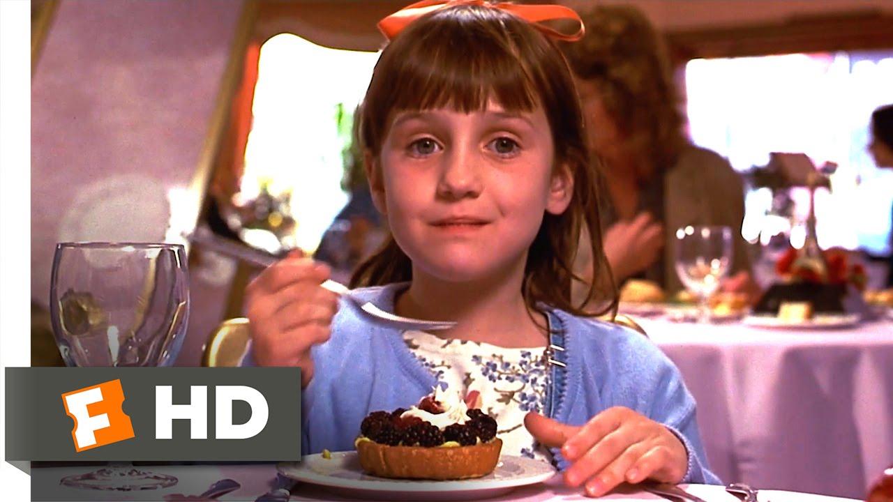 Matilda 1996 Im Smart Youre Dumb Scene 210 Movieclips