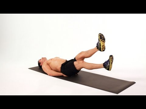 How to Do Scissors   Ab Workout