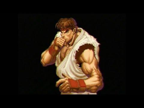 Super Street Fighter 2 All The Endings Hard