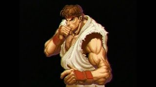 Super Street Fighter 2 All The Endings Hard