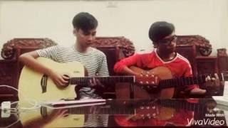Mashup Ngôi Nhà hạnh phúc + Để em rời xa + Điều anh biết cover guitar