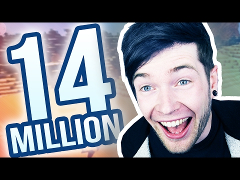 Thumbnail: REACTING TO FAN VIDEOS!!! (14 million subscribers!)