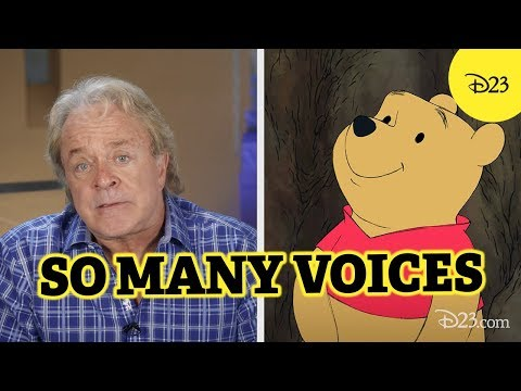 Jim Cummings and the Ultimate Disney VoiceOff