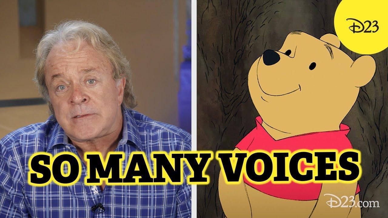 Winnie the Pooh' Disney Voice Star Jim Cummings Accused of Rape