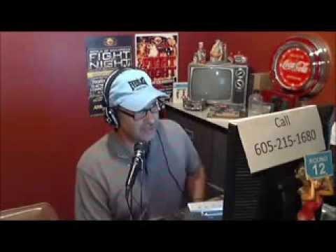 North Carolina BOXING TALK Radio Show - Monday, August 19, 2013 - Podcast