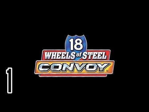 18 Wheels of Steel: Convoy. Обзор-покатушки #1/3