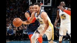 Golden State Warriors vs Oklahoma City Thunder_NBA Highlights_(March 16th 2019)