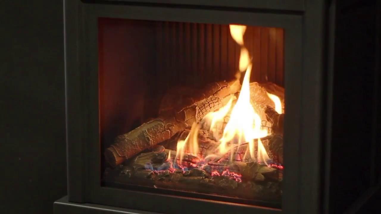 s40 freestanding gas stove burn example youtube
