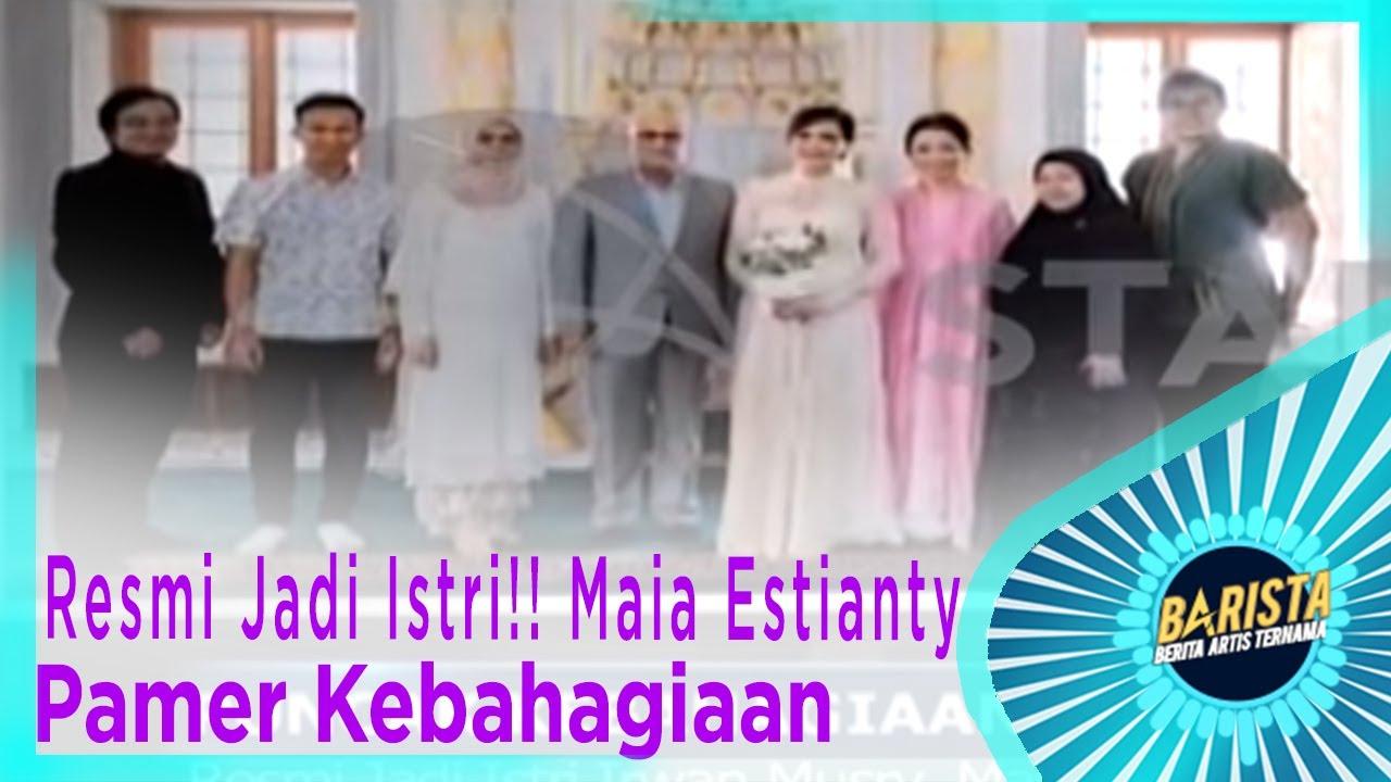 Resmi Jadi Istri!! Maia Estianty Pamer Kebahagiaan – BARISTA EPS 110 ( 1/3 )