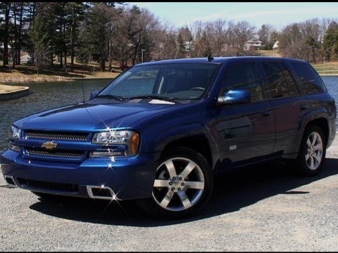 2002 2009 Chevrolet Trailblazer Pre Owned Vehicle Review Wheelstv Youtube